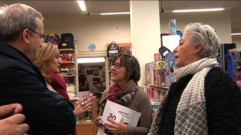 El Consejero Retortillo presenta la campaña Bono Comercio 10+