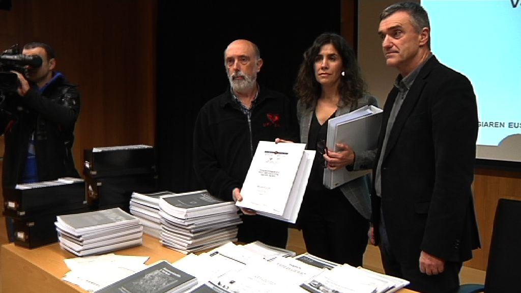 El Gobierno Vasco expresa que la tortura y sus víctimas necesitaron una mayor atención y respuesta por parte de todos