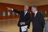 El Lehendakari preside la reunión del Patronato del Museo Guggenheim Bilbao