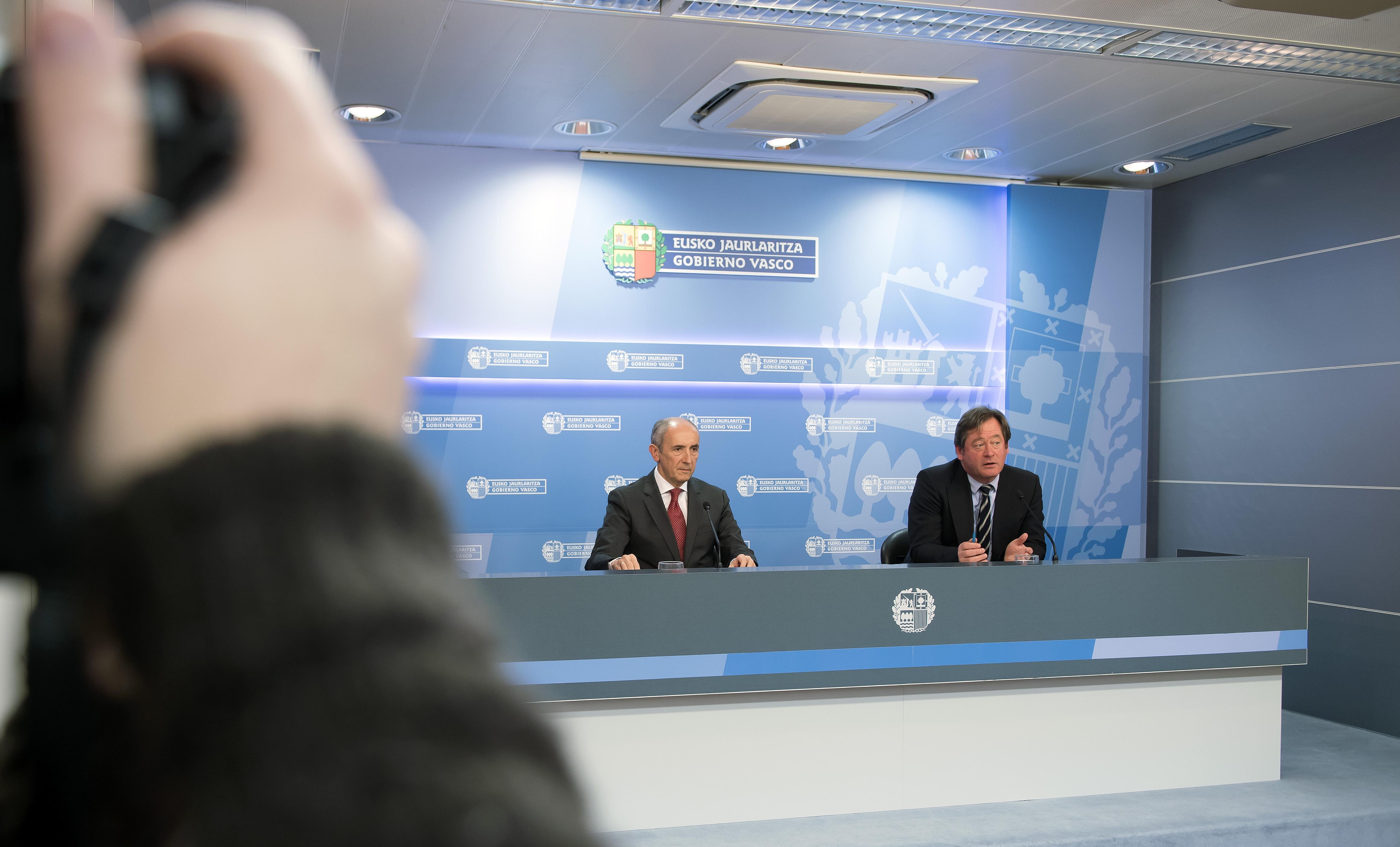 El Gobierno Vasco aprueba una dotación de 491 millones de euros para atender las necesidades de la RGI y la Prestación Complementaria de Vivienda