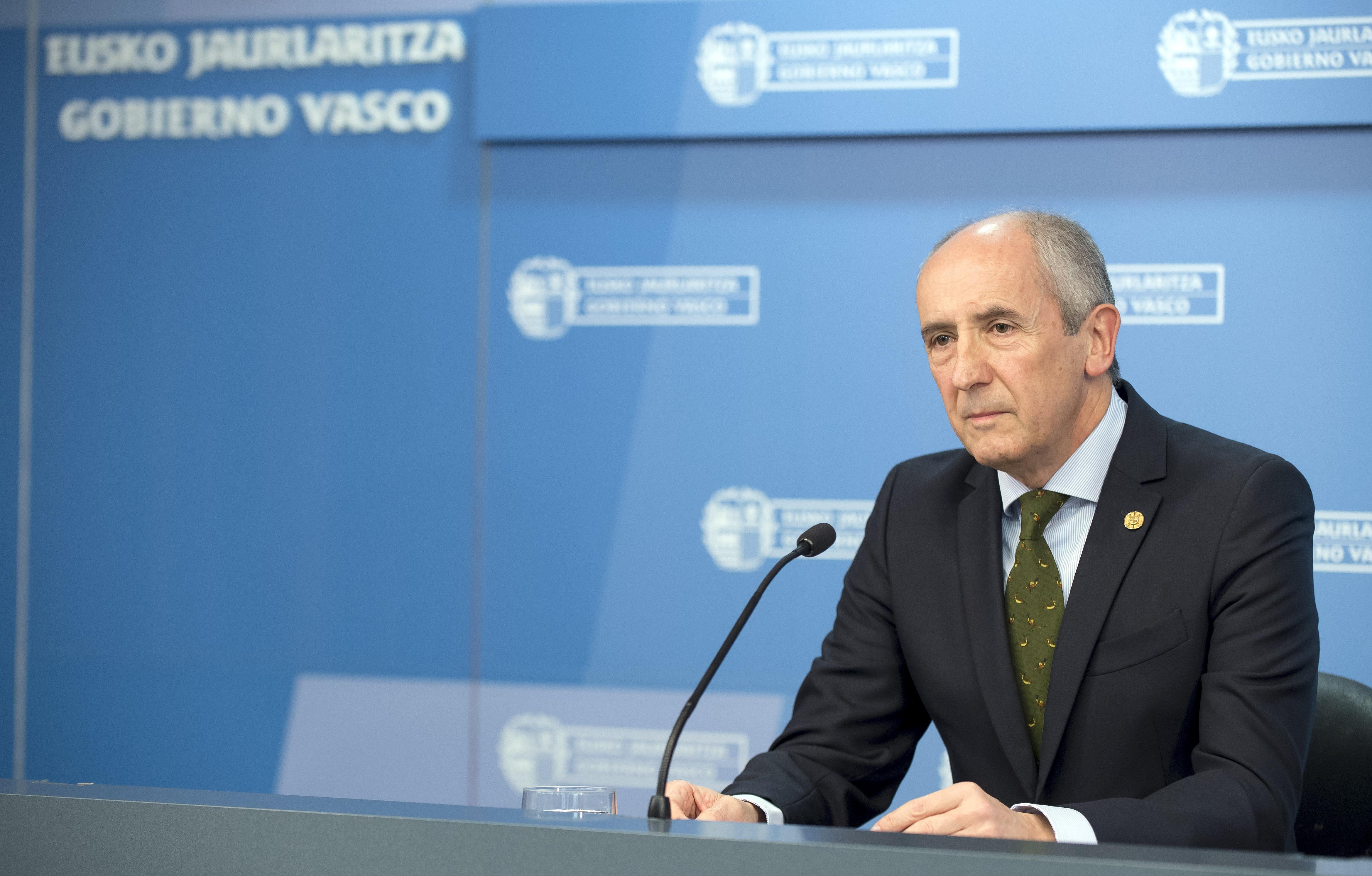 """El Gobierno Vasco arranca el año 2018 reafirmando su apuesta por la """"línea del diálogo y el acuerdo"""""""