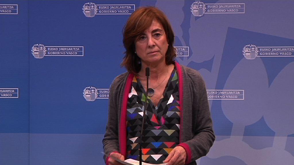 Declaraciones de la consejera Uriarte ante el anuncio de nuevas movilizaciones sindicales en la Educación pública