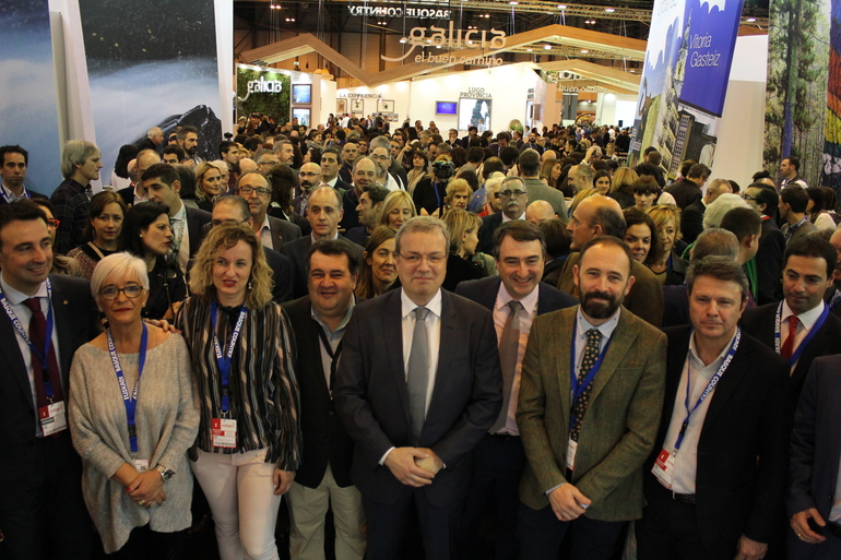 """""""Euskadi crece y lo hace en la buena dirección, con criterios de sostenibilidad y equilibrio, calidad y características propias"""" ha explicado el consejero Retortillo"""