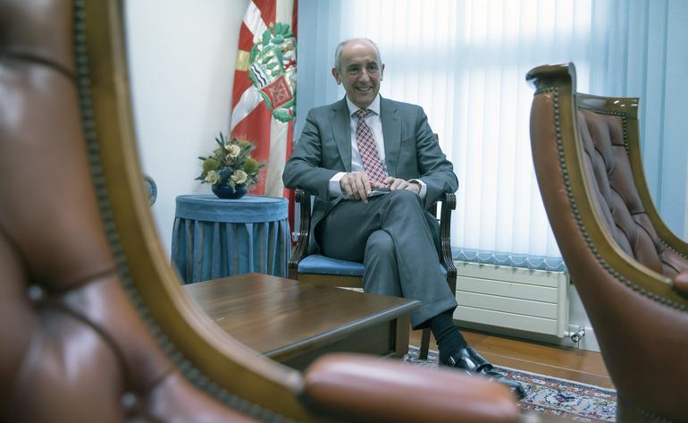 """El Gobierno Vasco retoma las aportaciones a Itzarri y apela a """"recuperar el espíritu de entendimiento y acuerdo"""" que llevó a su creación"""