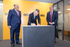 El Lehendakari subraya el crecimiento de la industria vasca en la inauguración de las instalaciones de GES