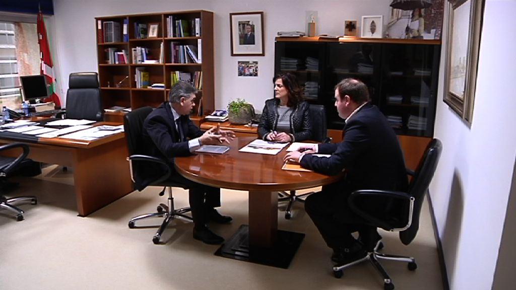 """Artolazabal: """"El IV Gazte Plana  favorece la emancipación e impulsa oportunidades para la formación, el empleo y el acceso a la vivienda"""""""