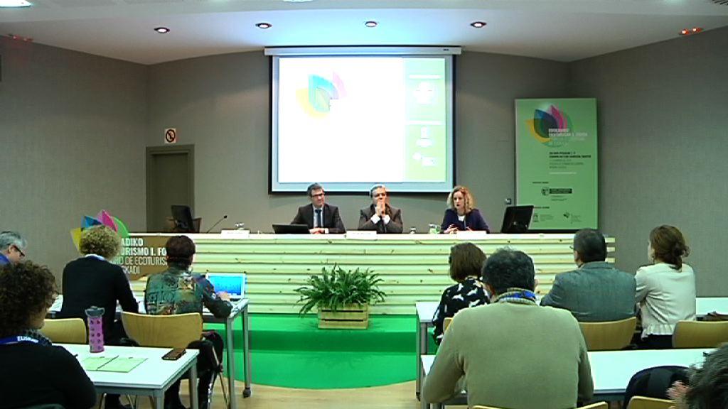 El consejero Retortillo ha inaugurado el I Foro de Ecoturismo de Euskadi