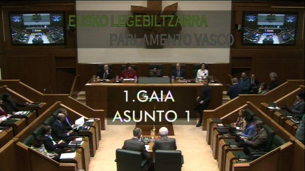 Pregunta formulada por D. Aitor Urrutia Oianguren, parlamentario del grupo Nacionalistas Vascos, al lehendakari, relativa al nuevo Plan de Apoyo a las Familias