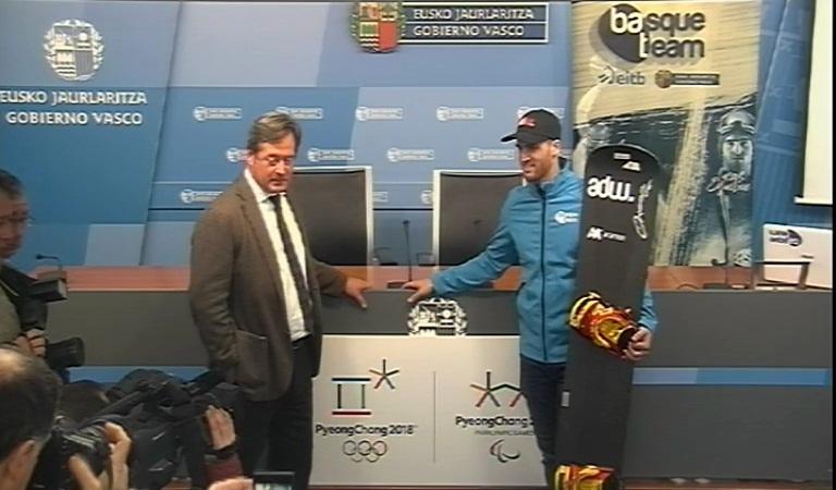 Récord de participación vasca en los Juegos Olímpicos de Pyeongchang