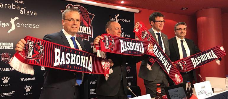 El Consejero Retortillo ha presentado las actividades de promoción turística que realizará su Departamento en la final de la Copa del  Rey de Basket