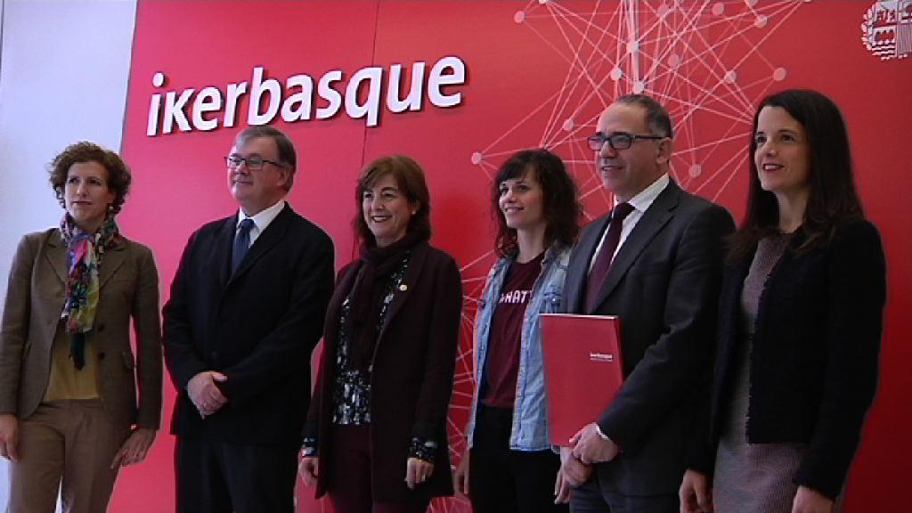 Ikerbasqueko ikertzaileek Euskadira 26 milioi eurotik gorako funtsak erakartzea lortu zuten 2017an