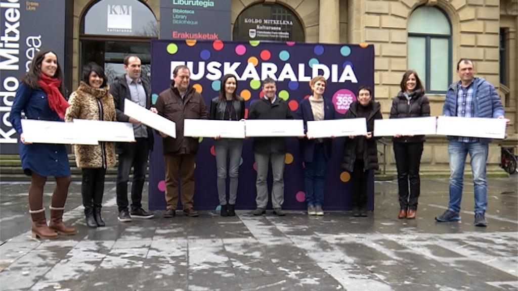 Euskaraldia: Abierto el plazo de inscripción para los municipios