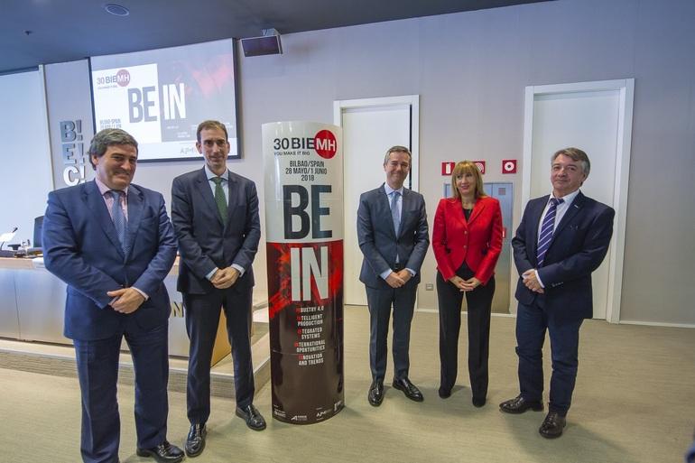 BE IN, BIEMH: La Industria 4.0 revoluciona la 30 edición de la feria