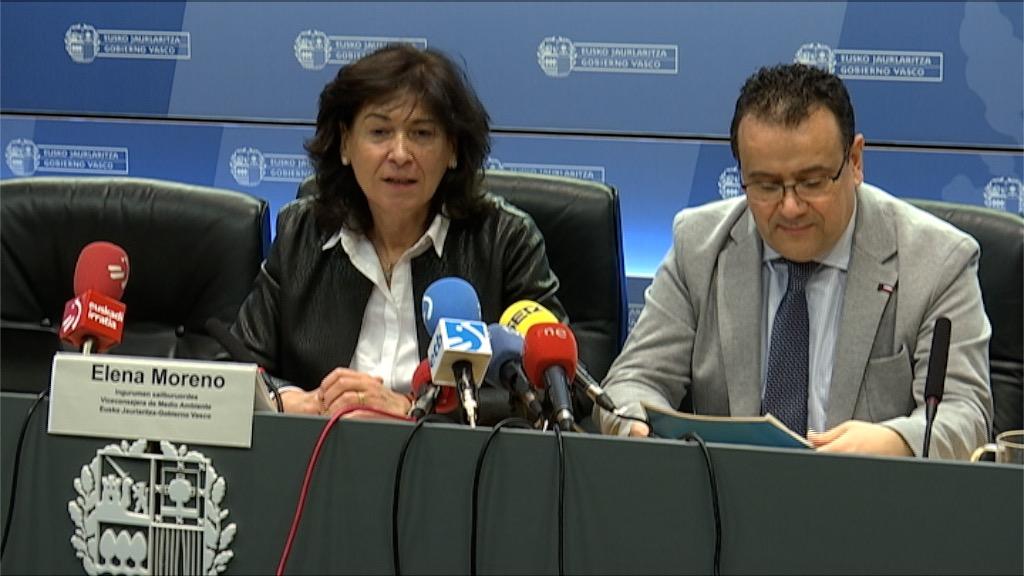 Euskadi ha reducido un 26% sus emisiones de gases de efecto invernadero desde 2005