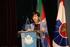 La consejera de Seguridad inaugura el I Seminario Internacional de Análisis Criminal para la Prevención del Delito