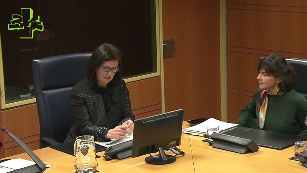 Comisión de Derechos Humanos e Igualdad (07/03/2018)