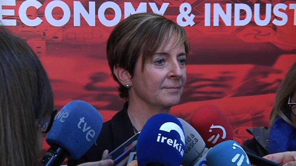 El Gobierno Vasco propone a la comisaria Malmstrom una estrategia común en respuesta a EE.UU.