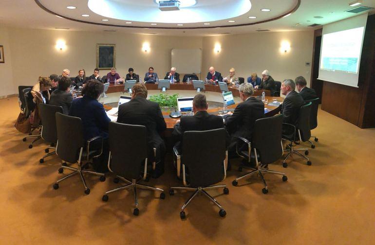 Una delegación de Baviera acude a Euskadi para conocer las estrategias industriales punteras de la mano de la Agencia Vasca de Internacionalización