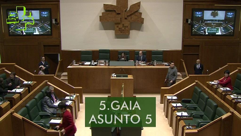 Pleno Ordinario (16/03/2018)