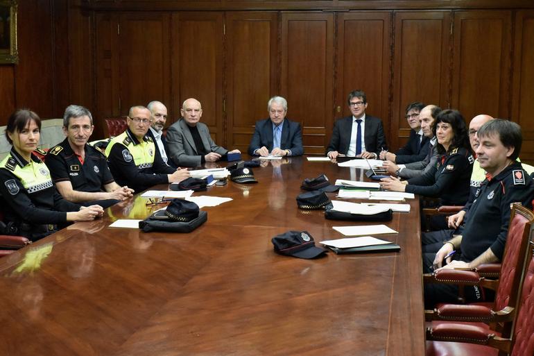 Vitoria-Gasteiz mantiene la tasa delictiva más baja de las tres capitales vascas