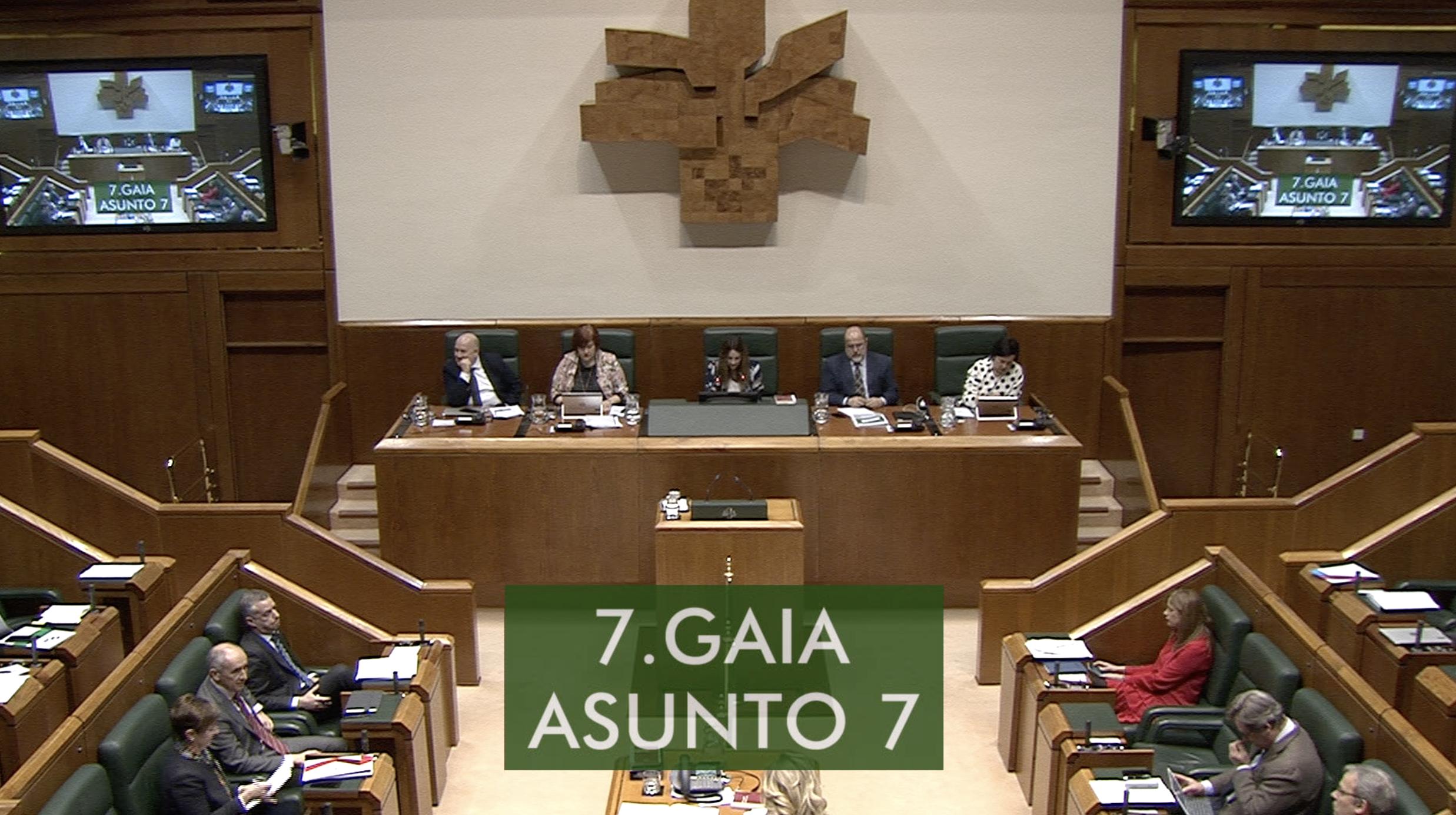 Galdera, Eukene Arana Varas Elkarrekin Podemos taldeko legebiltzarkideak lehendakariari egina, Euskadiko emakumeen eskaera eta proposamenei Eusko Jaurlaritzak ez erantzuteari buruz