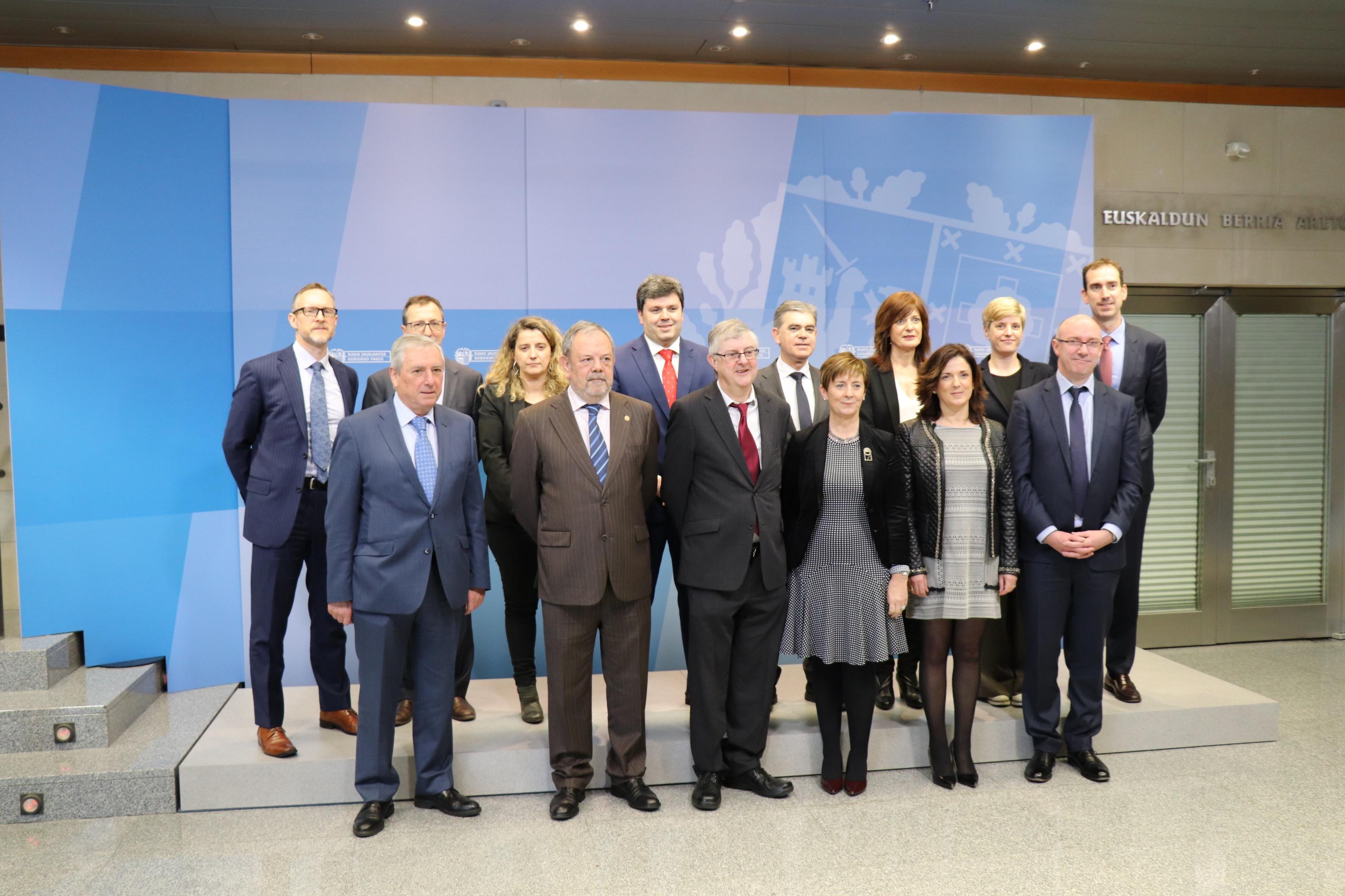 El Gobierno Vasco y el Gobierno de Gales estrechan relaciones