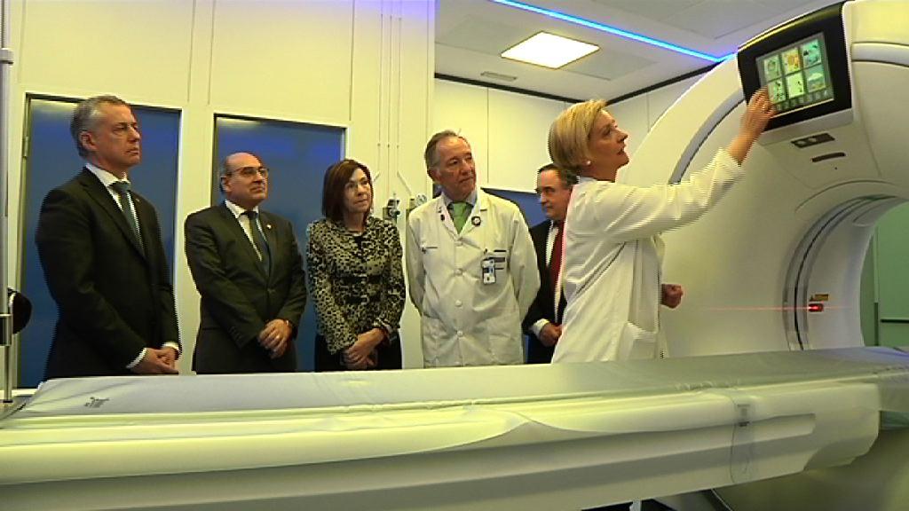 El nuevo TAC de última generación instalado en el Hospital Universitario Cruces mejorará la calidad del diagnóstico, los resultados y la seguridad del paciente