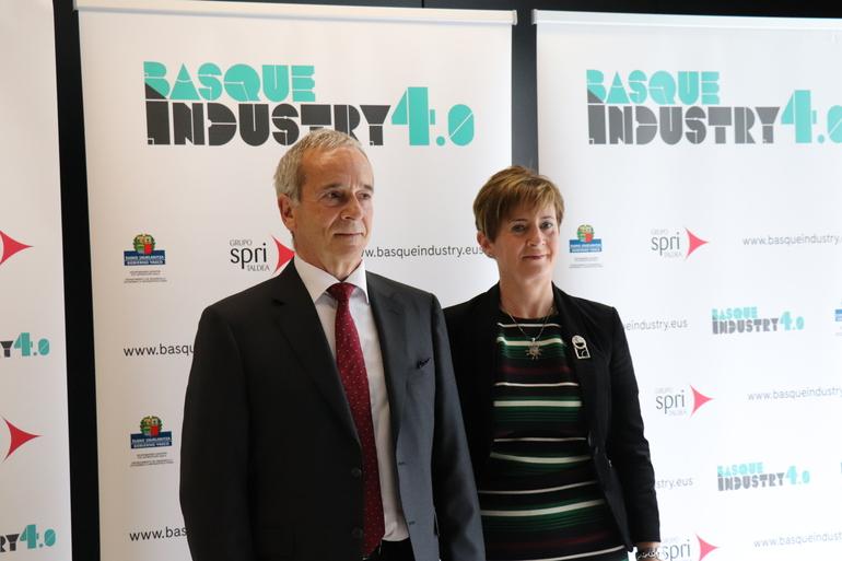Basque Industry 4.0 traslada a Hannover Messe casos prácticos del avance tecnológico vasco