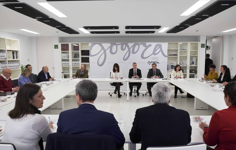 Gogoraren Zuzendaritza Kontseiluak 2018ko Kudeaketa-plana onartu du
