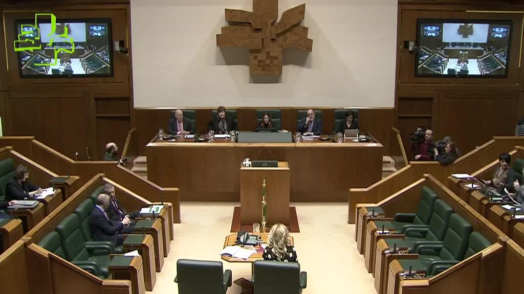 Pleno Ordinario (12/04/2018)