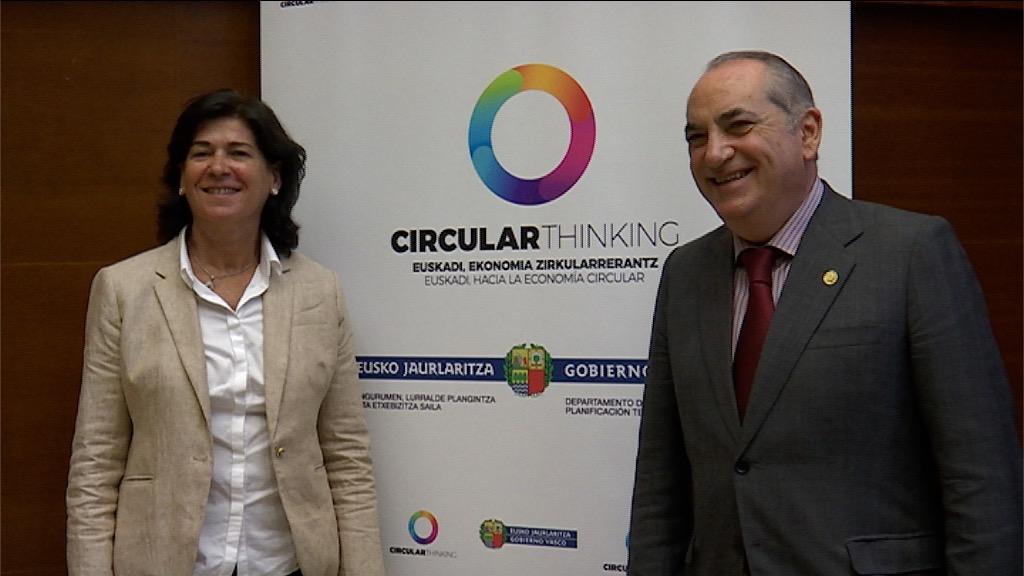 La industria vasca ahorraría un 6% de sus materias primas y 2.000 millones de euros con la implantación de prácticas de economía circular