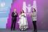 El Lehendakari ha entregado el Premio Emakunde a la Igualdad a la actriz y clown Virginia Imaz en el 30 aniversario de Emakunde