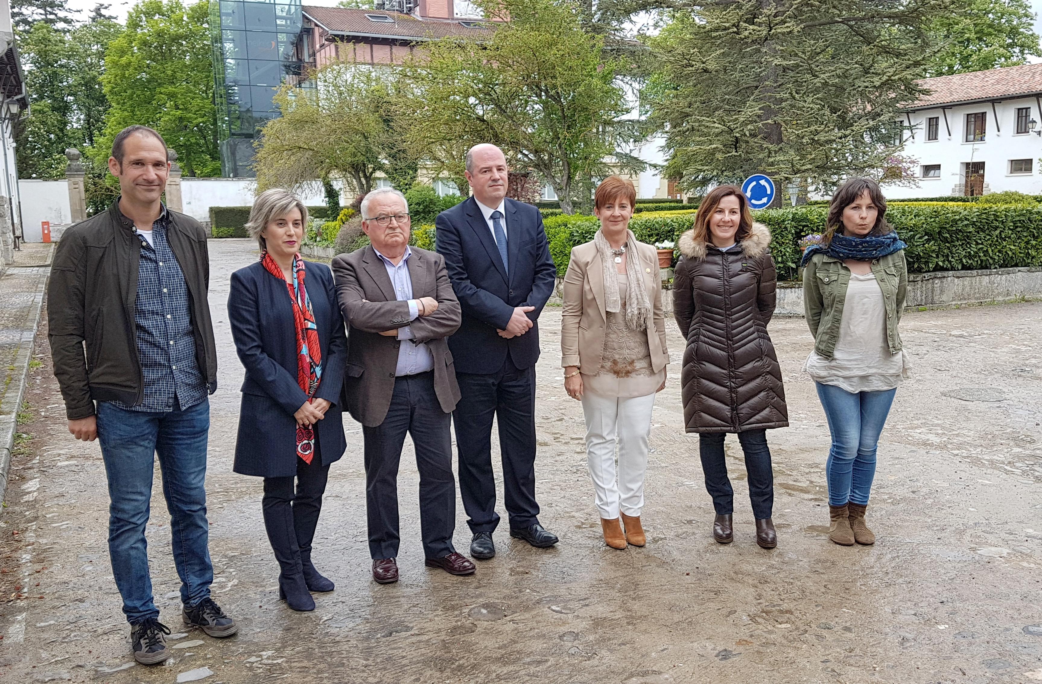 Eusko Jaurlaritza 340 proiektu gauzatzen ari da landa eta itsasertzaren garapenerako, eta %27 handitu ditu 2018ko laguntza publikoak