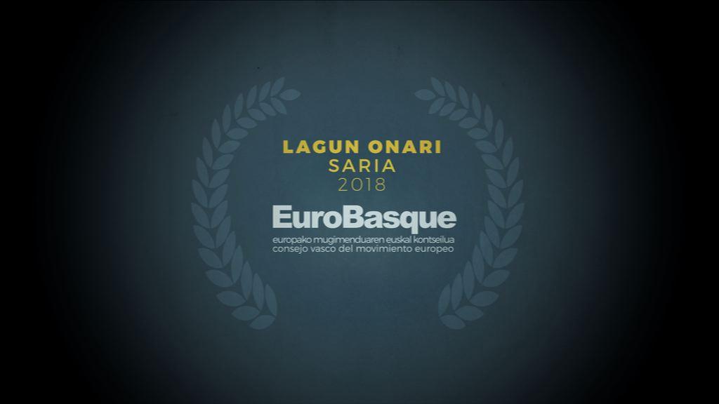 EuroBasque. Lagun Onari Saria 2018