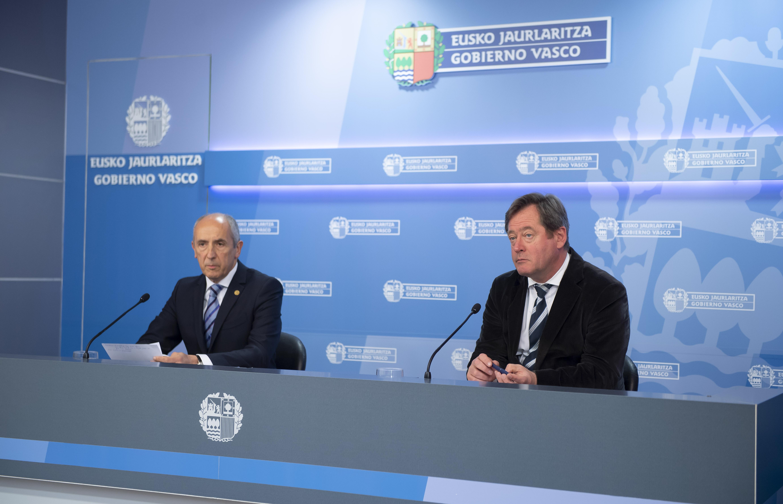 El Gobierno Vasco felicita que Cataluña tenga president  que pueda abrir una nueva etapa