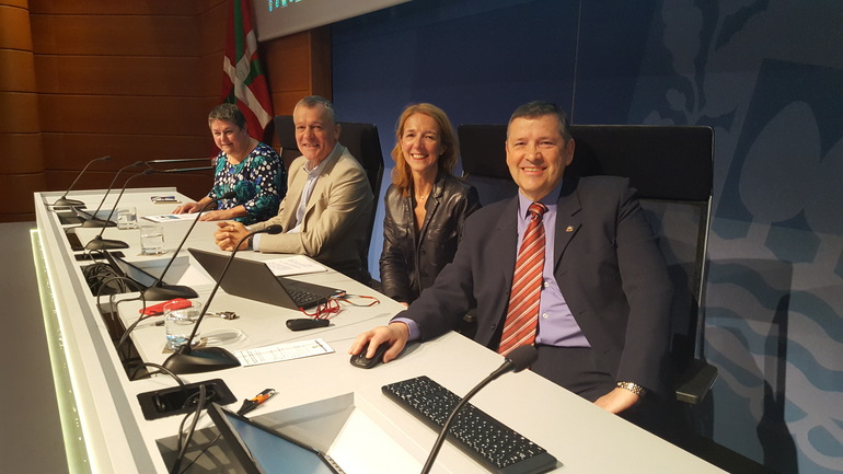 El Gobierno Vasco detalla a su personal el camino recorrido en la adaptación al nuevo reglamento general de protección de datos