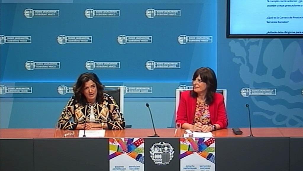 """Beatriz Artoalzabal:""""Hemos creado una guía web para divulgar el Sistema Vasco de Servicios Sociales"""