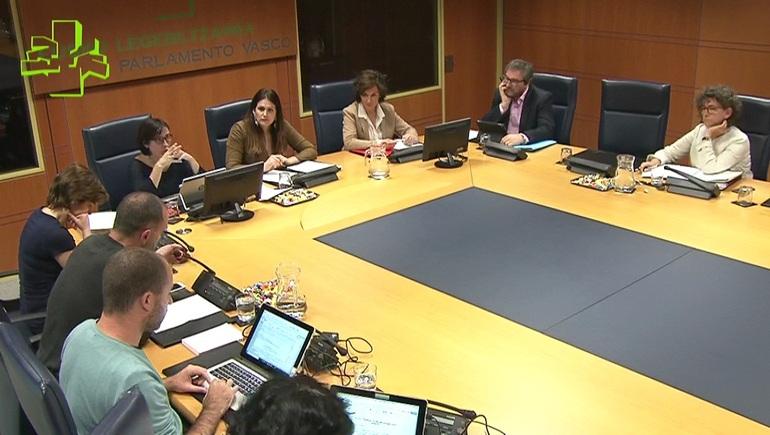 Comisión de Control de EITB (21/05/2018)