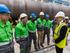 El Lehendakari inaugura la planta Haizea Wind, una de las mayores plantas de fabricación de torres eólicas
