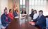El Lehendakari se reúne con responsables de Ibilaldia