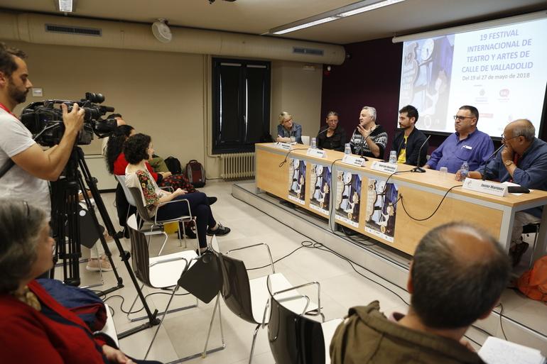 La plataforma Kaleartean impulsa un año más la presencia de compañías vascas en el Festival Internacional de Teatro y Artes de la Calle de Valladolid