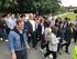 Cristina Uriarte eta Bingen Zupiria 2018ko Ibilaldia festaren irekiera ekitaldian izan dira, Santurtzin