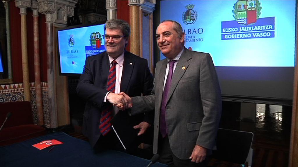 El Departamento de Medio Ambiente del Gobierno Vasco y el Ayuntamiento de Bilbao elaboran un plan para mejorar el aire de la capital vizcaína