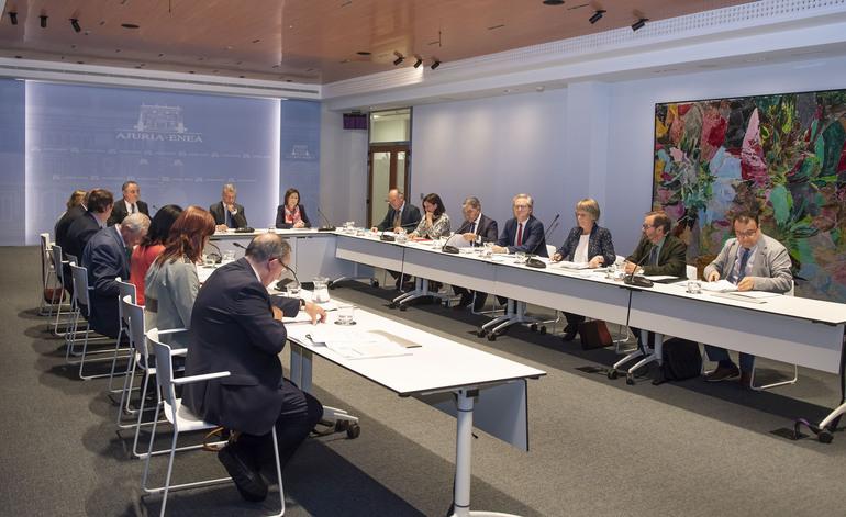 El Plan Vasco de Salud cumple ya el 90% de las acciones previstas para 2020