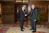 El Lehendakari recibe al Embajador de Suiza