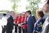 Once ertzainas, un comisario de la Guardia Urbana, otro de la Policía Foral de Navarra y un fiscal del TS reciben medalla en el homenaje a ertzainas que fallecieron en acto de servicio