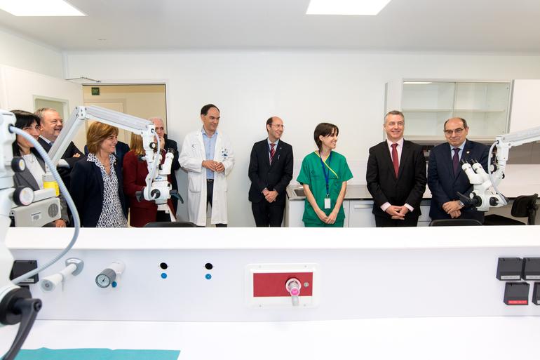 El nuevo edificio Biocruces Bizkaia  se convierte en un equipamiento referente de la investigación e innovación sanitarias