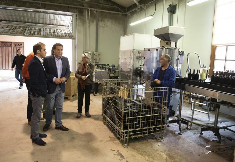 Bodegas Remelluri, pionera en Europa en abastecer  todas sus necesidades de calor  mediante el uso de una planta de Biomasa