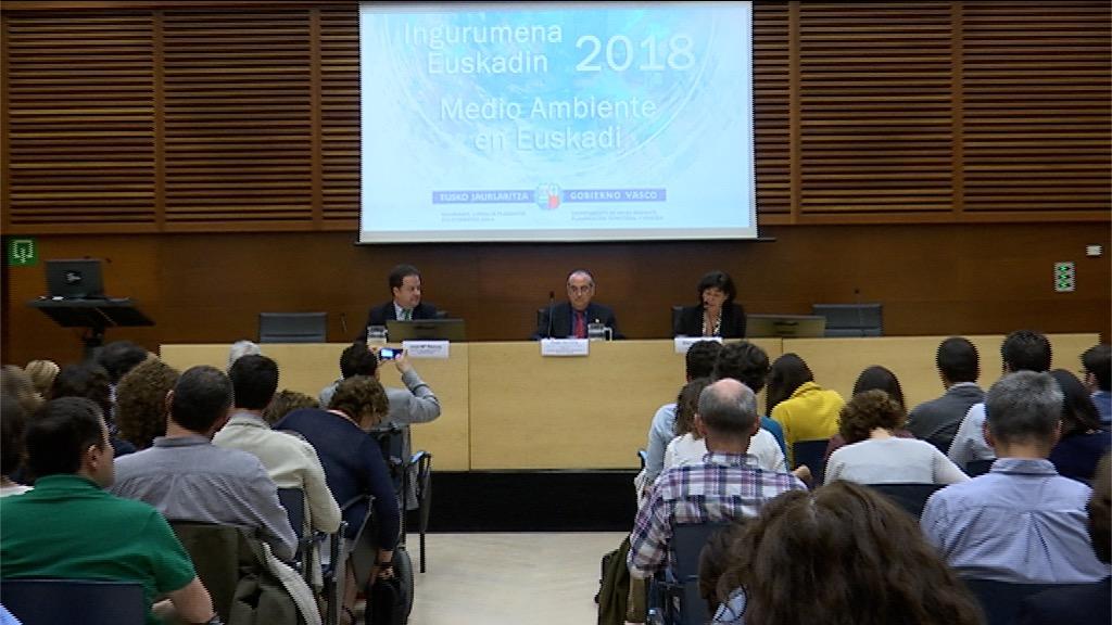 Euskadi hace un balance positivo de su política ambiental ante dos centenares de profesionales del sector