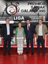 Vuelven las ligas Eusko Label y Euskotren